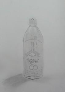 らら-ペットボトル完成
