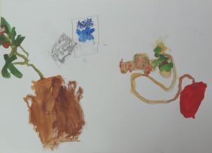 けんゆう‐静物画(お正月)