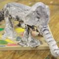 象が出来たゾウ!