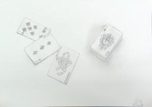 ゆきみ-完成(トランプ)