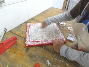 けんゆう-座面作り2
