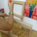 土曜クラスも椅子制作を開始!!