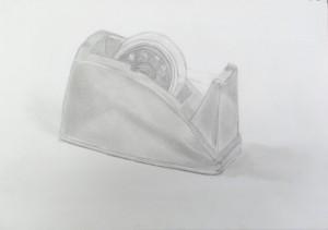 つぼみ-セロテープ