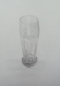 らら-ロゴ入りの瓶