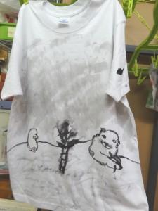 ちえい-完成(Tシャツに)