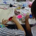 日本画絵具は自分で作る!!