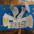 仕掛けのあるカードと封筒作り!