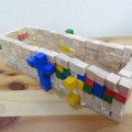 サイコロブロックで小箱作り!!