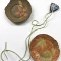 陶器アクセサリー作り 参加費無料