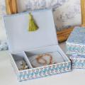 「製本屋さんのハコつくり カードサイズの箱」 吉田町アート&JAZZフェスティバル アートワークショップ