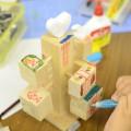木片でオリジナルの木を作る!