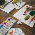 「よみうりカルチャー川崎」でも、こどもアートクラスを開講致します!