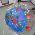 傘に絵を描こう!(川崎クラス)